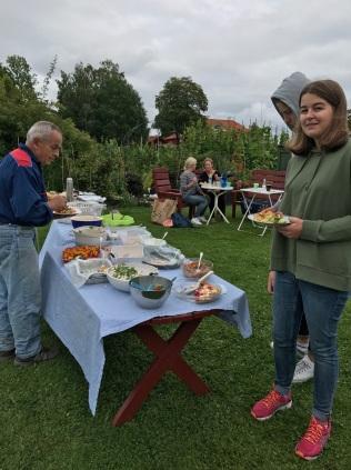 Östrabokoloniträdgård sensommarfest 2017-1