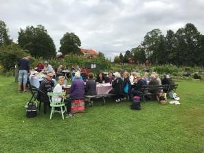Östrabokoloniträdgård sensommarfest 2017-10