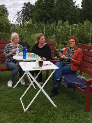 Östrabokoloniträdgård sensommarfest 2017-2